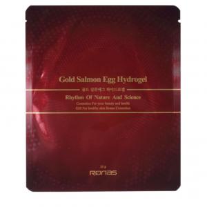 Ronas Gold Salmon Egg Hydrogel Mask