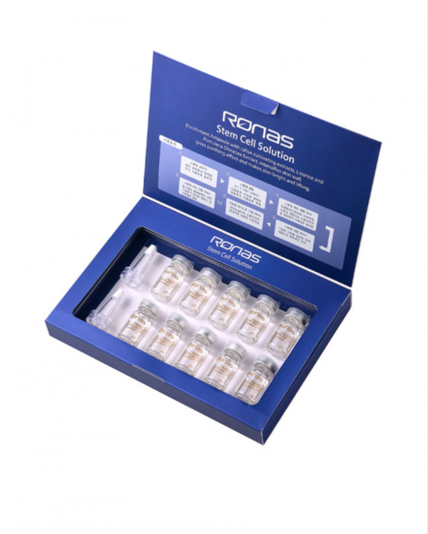 korea ronas stem cell solution
