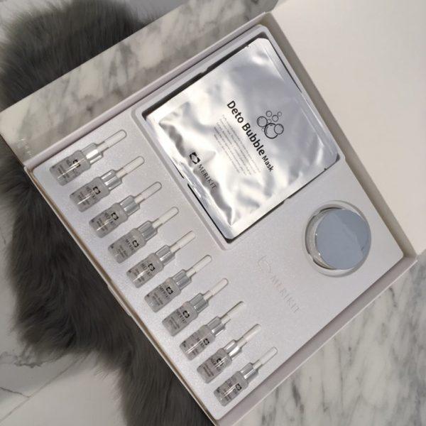 Carboxy CO2 Merikit Deto Bubble Kit