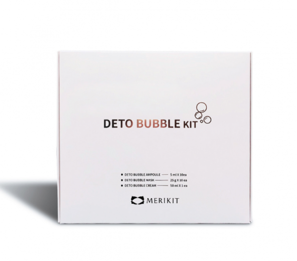 Merikit Deto Bubble Kit Carboxy CO2