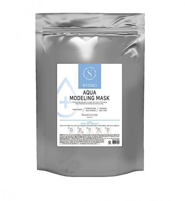 Skin culture aqua modeling mask